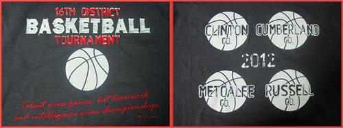 District Tournament Tees