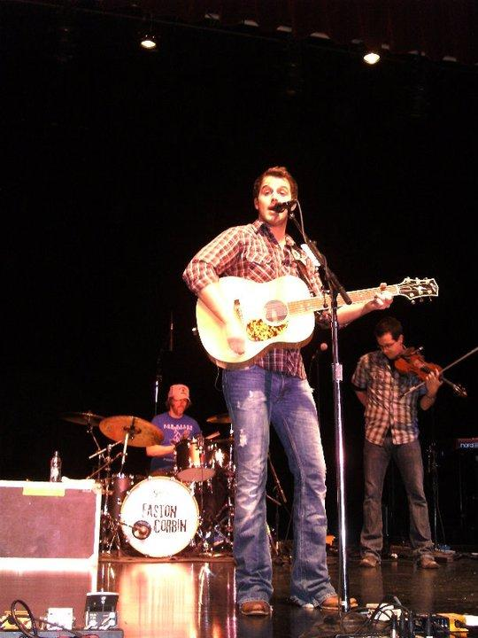 Easton Corbin Spring 2011