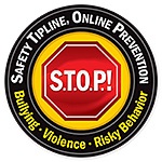 "Safety Tipline Online Prevention"" or STOP! Tipline"